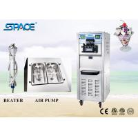 Buy cheap Air Pump Soft Serve Freezer Frozen Yogurt Ice Cream Maker With Casters 6250A from wholesalers