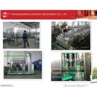 China New Technology Soft Drink Beverage Product Line wholesale