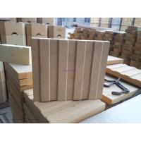China Customized Shaped Fire Brick Refractory  , Clay Bricks For Glass Tanks wholesale
