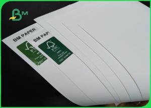 China High Whiteness Uncoated Offest Printing Paper 180g 200g Roll & Sheet on sale