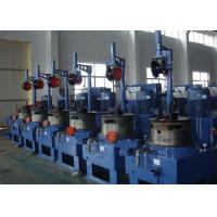 China Pulley Continuous Copper Wire Drawing Plant With CE / ISO9001 Certification on sale