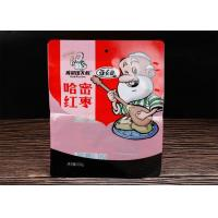 China High Class Custom Food Packaging Bags 9 Colors Printing For Fresh Jujube wholesale