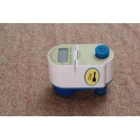China IC Card Prepaid Smart Water Meter Touchless Type 15mm-20mm Vertical Installation wholesale