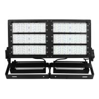 China High Lumen 600w LED Stadium Floodlights For Football Field / Sport Fields Meanwell Driver wholesale