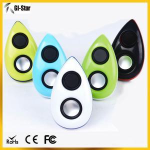 China 2.0 USB mini Speaker with beautiful design wholesale