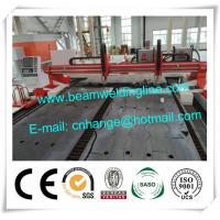 Buy cheap CNC Plasma Cutting Machine With Dust Collect System , Hypertherm Plasma Cutting from wholesalers