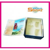 China Embossing Hot Stamping Special Paper Wine Bottle Packaging Box, Leather, PVC, PP wholesale