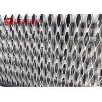 Buy cheap SS304 Perforated Metal Mesh Grip Strut Grating Walkway For Construction Rust from wholesalers