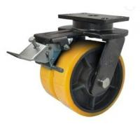 China AGV Driving Forklift Caster Wheels / Fork Truck Wheels OEM Available on sale
