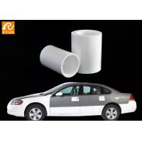 China No Adhesive Residue UV Protection Film White Color For Automotive Door Panel on sale