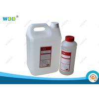 China Mek Base Ink Cleaning Continuous Inkjet Solvent For Willett Printer wholesale