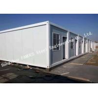 China Containerized Classroom/Office Units Modular Container House Expansion Project On School Existing Buildings wholesale