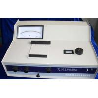 China Model 721 spectrophotometer for steel tower wholesale
