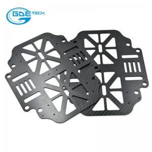 China cutting carbon fiber sheet / carbon fiber custom parts/CNC Carbon Fiber Board on sale
