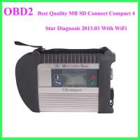 China Best Quality MB SD Connect Compact 4 Star Diagnosis 2013.03 With WiFi wholesale
