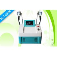 China Portable Coosculpting Machine With Dual Heads / Cryolipolysis Fat Freezing Machine wholesale
