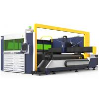 China Industrial Metal Tube Laser Cutting Machine With Electric Chuck 3000*1500mm wholesale