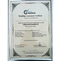 ADV-TI TITANIUM INDUSTRY (GROUP) CO., LTD. Certifications