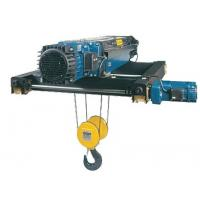 China 3- 150m Lift height 1- 63t Lift capacity mini wire rope Electric Rope Hoist wholesale