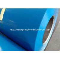 China Anti - Finger Print Galvalume Steel Coil , Color Coated Galvalume Sheet For Roller Shutter Door wholesale