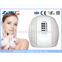 China Professional Red / Blue / Infrared Led Light Therapy Machine For Face Skin Rejevenation wholesale
