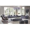 China Contemporary Italian Leather Sofa Set / Furniture Sofa Set OEM Service wholesale