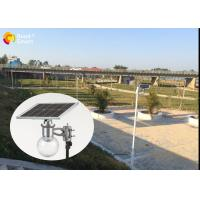 China 12w Road Smart  Solar Powered Garden Lights Available To Wall Pole Installation wholesale