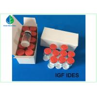 China High Quality Peptide Igf-1Lr3 Igf I Des 0.1mg/vial1mg/vials Muscle Gain with Paypal wholesale