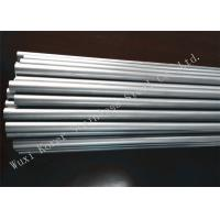 China Duplex TIG Welded Stainless Steel Pipe , 0.3mm - 2.5mm Thin Wall Stainless Steel Tube wholesale