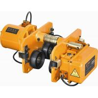 China 0.5T to 35T Low Headroom Chain Hoist  Electric Motor Trolley For SY Series on sale