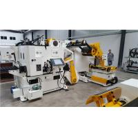 Automatic Decoiler Straightener Feeder with Hydraulic expansion way. Manufactures
