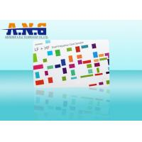 China 13.56mhz Customized Size Smart RFID Card Contactless RFID Card Programmable wholesale