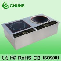 China Embedded electromagnetic combination oven wholesale