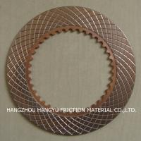 China sintered friction disc on sale