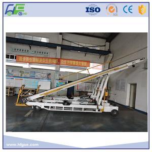 China Diesel Engine Conveyor Belt Vehicle , Aircraft Belt Loaders GB - 3 / GB - 4 Standard wholesale