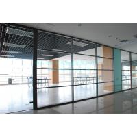 China Glass Movable Partition for Office, Conference Room, Shopping Hall, etc. wholesale