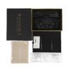 China Stainless Steel Black Pearl Permanent Makeup Machine Kit / Tattoo Equipment wholesale