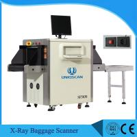 High Load 5030a  X Ray Checked Baggage In Airport Security , Adjustable Conveyor Speed Manufactures