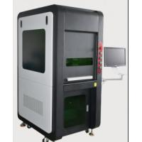 China Enclosed UV Laser Marking Machine For Glass PCB Cell Phone IC Ceramic wholesale
