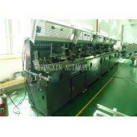 China Single Screen Printing Machine , Baby Bottle Screen Printing Equipment on sale