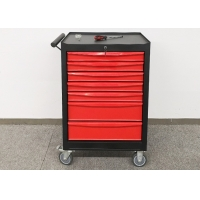 Buy cheap 678mm 7 Drawer Stainless Steel Roller Cabinet Rustproof smooth positioning from wholesalers