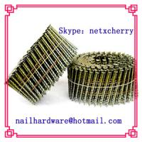 China Wooden Pallet Coil Nails with different size on sale