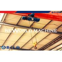 China Heavy Lifting Machine Green Electric Wire Rope Hoist 380 V 10t 15m wholesale