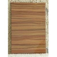 China Black Walnut Plain / Colorful 18mm melamine faced mdf board For Indoor Furniture wholesale