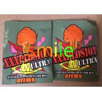 China XXXPLOSION Natural Male Enhancement Products , Delay Ejaculation Male Stamina Pills on sale
