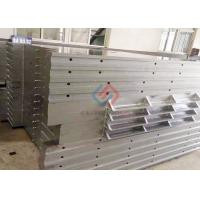 Quality Water Steam Heater Hot Press Plates Chromed Coating Hydraulic Press Support for sale