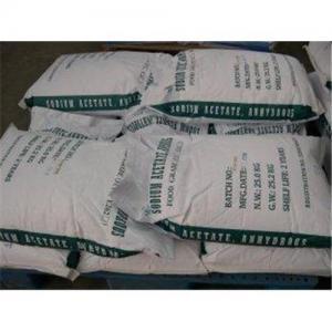 China Sodium Acetate Anhydrous wholesale