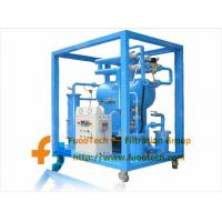 China Series ZYA Fully Automatic Single-stage Vacuum Transformer Oil Purifier wholesale