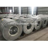 China Silver Prepainted Galvanized Steel Coil / Sheet Use For Interior Decorations wholesale