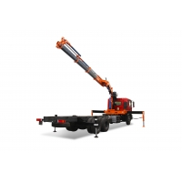 China SQ240ZB4 10T Truck Mounted Crane For Construction Site wholesale